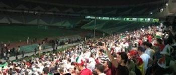 نیمه نهایی جام جهانی را در استادیوم آزادی تماشا کنید ، مجوز صادر شد